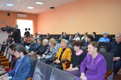 В Хакасии обучают общественному наблюдению на выборах Президента России